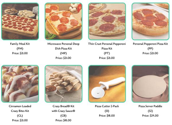Little Caesars Pizza Kit Fundraiser