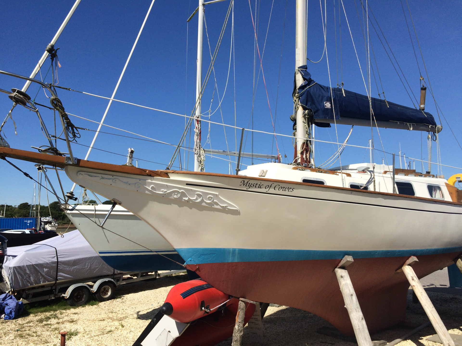 Nantucket Clipper for sale