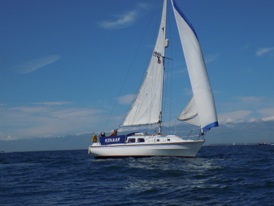 Westerly Centaur for sale. 8m Sailing boat for sail.