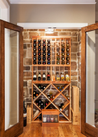 KMS Restorations Wine Cellar Renovation