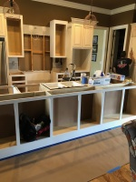 KMS Restorations Cabinet Renovation