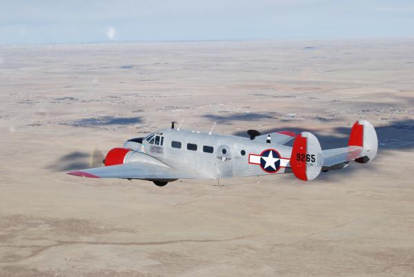 1943 Beechcraft 18 SNB-5 (SoNOran Beauty)
