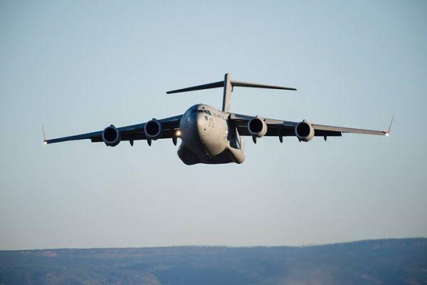 C-17 Globemaster is Coming!