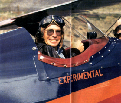 Come see the Steen Skybolt, formerly owned by John Denver