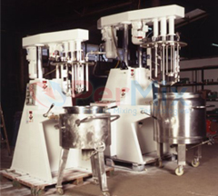 Multi-shaft Mixer