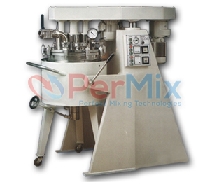 Multi-shaft Vacuum Mixer
