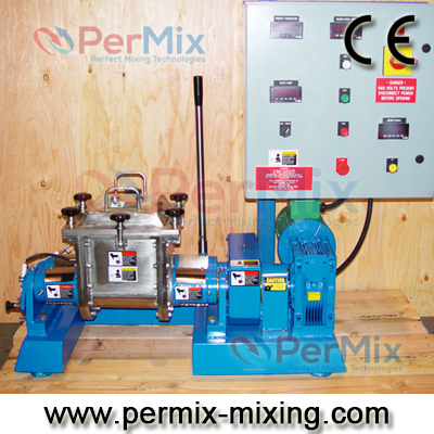 double sigma arm mixer