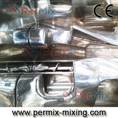 double arm mixer