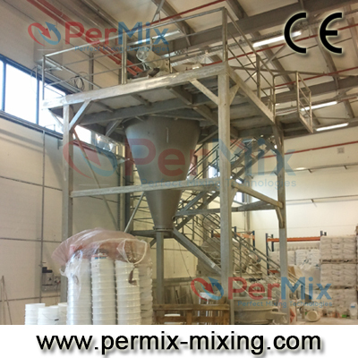 Conical Screw Mixer