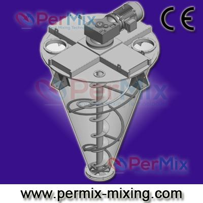 Conical Ribbon Mixer