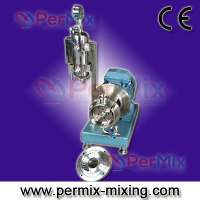 Inline Emulsifying Mixer