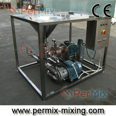Powder Liquid Mixer