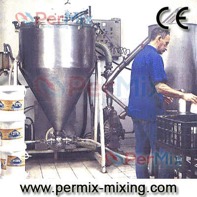 Mixer for Mayonnaise