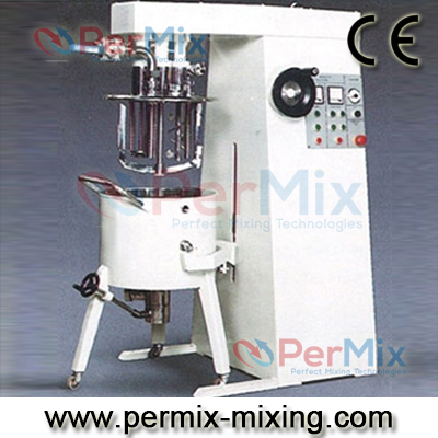 Multiple Shaft Mixer