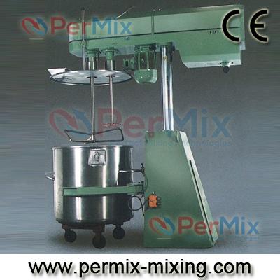 dissolver mixer