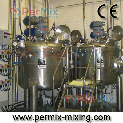 Double Motion Agitator Mixer