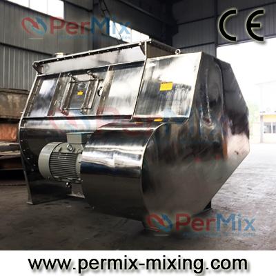 Twin-shaft Paddle Mixer
