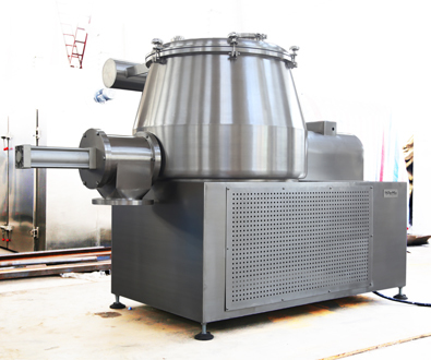 MIXER GRANULATOR ACCEPTED
