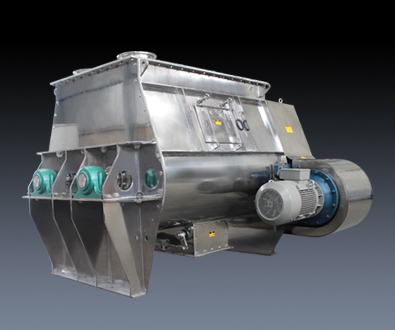 PFB-4000 FLUIDIZED MIXER READY