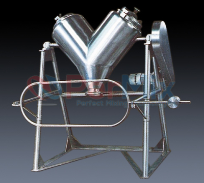 Y shaped mixer