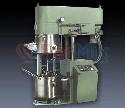 Double Planetary Mixer