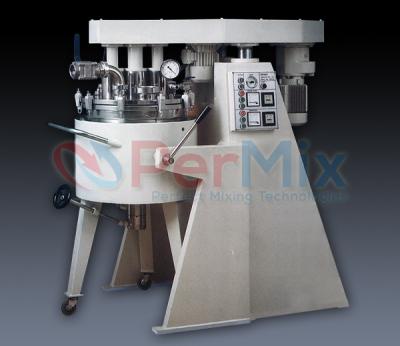 Multi-shaft Vacuum Mixer