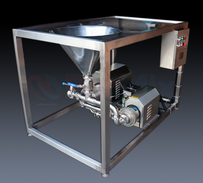 Powder Liquid Mixer