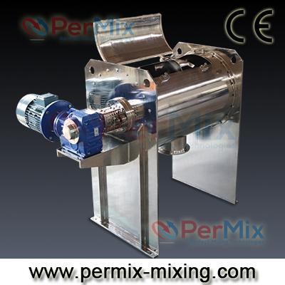 Plow Mixer
