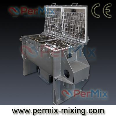 Ribbon Mixer