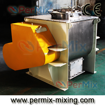Twin-shaft Paddle Mixer
