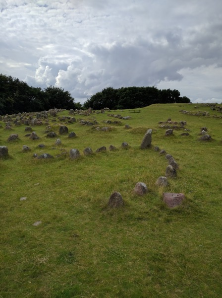 Viking Burial Grounds