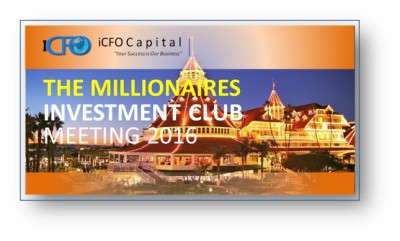 June 16th - The Millionaires Investment Club Meeting, San Diego