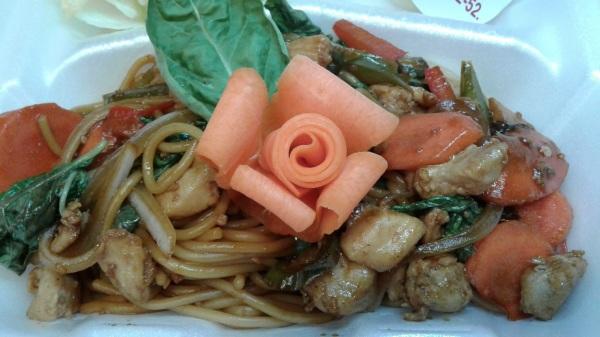 Thai Drunken Spaghetti/Pad Kee Mao