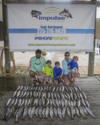 Impulse Fishin' Charter
