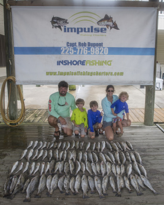 Impulse Fishin' Charter