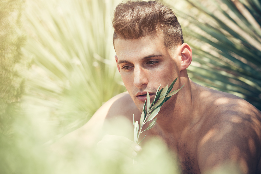 Keeping it cool under the olive trees with Devin Teer