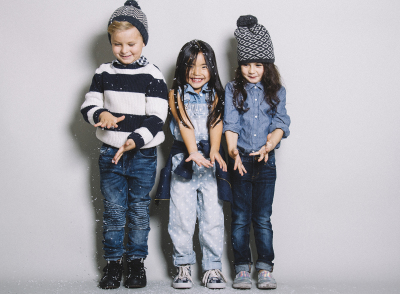 ALL HOLIDAYS CAN BE GOOD TIMES ! On set with Korina, Elle & Eliot   (Styled by Iliki Price)