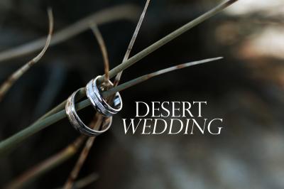 RENATA & IGOR ...A Desert Wedding !