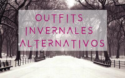 ¡Outfits alternativos para el inverno!