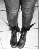 Batwings para botas