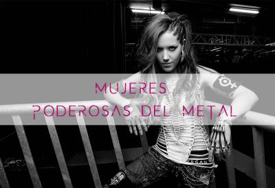 Mujeres metaleras