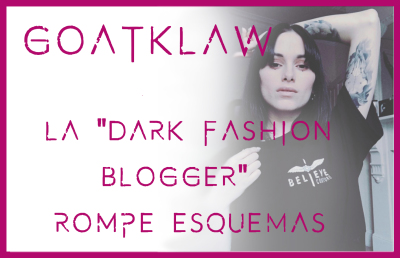 Portada Goatklaw Fashion Blogger