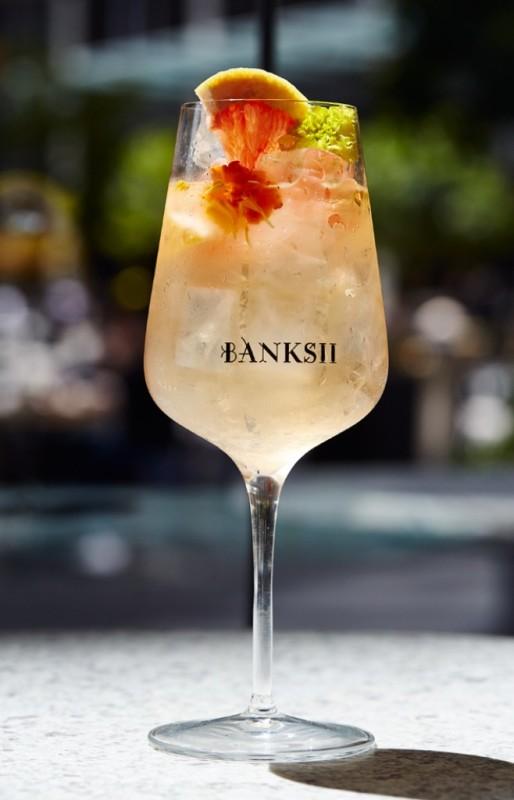 Banksii, Barangaroo, cocktail, vermouth