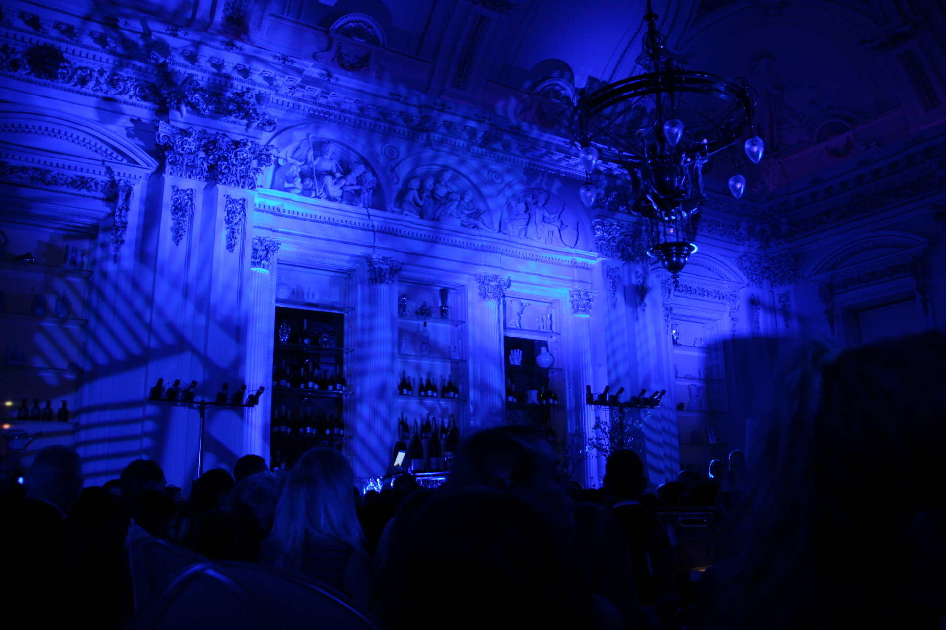 The Blue Campaign at The Corinthian Club Glasgow