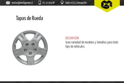 Tapa de ruedas