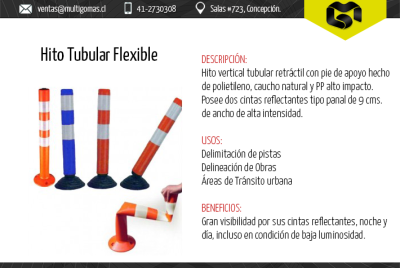 Hito Tubular Flexible