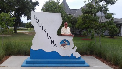 Louisiana rest area