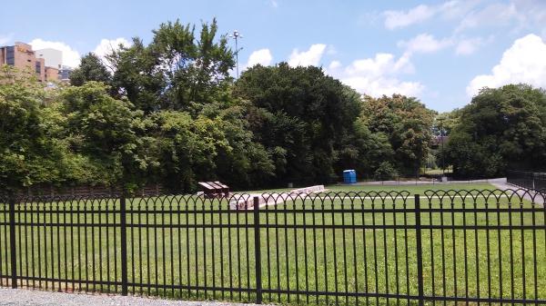 Site of Lumpkin's Jail