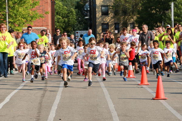 Kids Races!