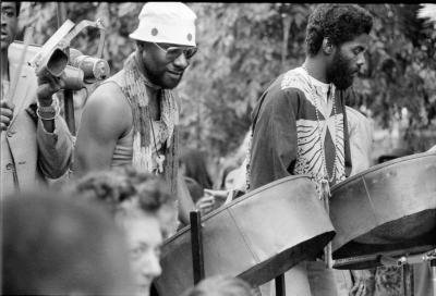 Notting Hill Carnival 1972
